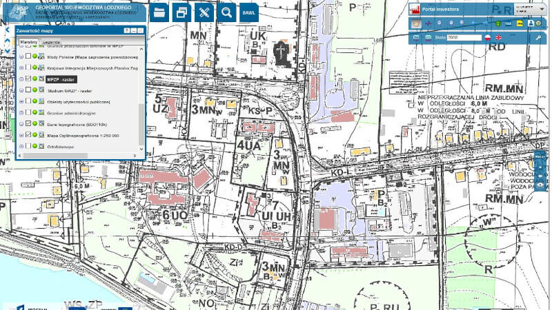 Miejscowy plan zagospodarowania przestrzennego gmina Strzelce Wielkie miejscowość Strzelce Wielkie