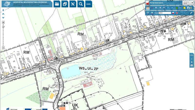 Miejscowy plan zagospodarowania przestrzennego gmina Strzelce Wielkie, miejscowość Wiewiec