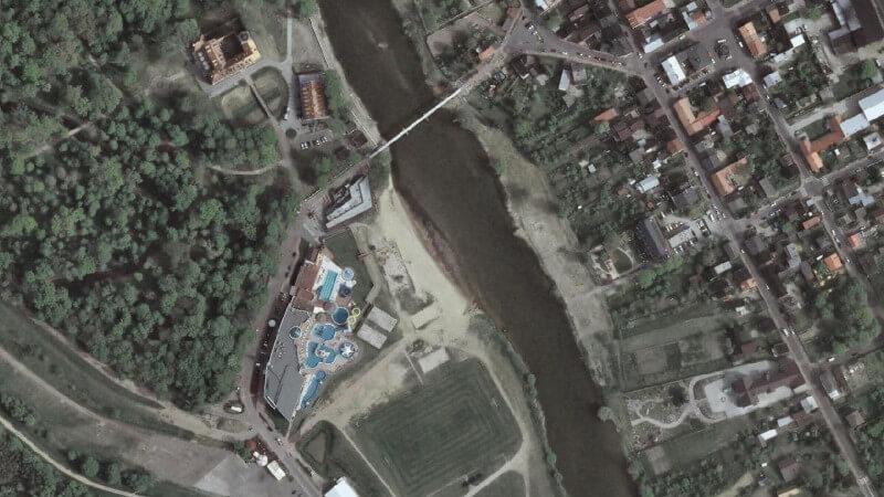 Grafika dla grupy map: Województwo łódzkie