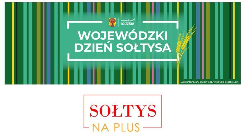 logo konkursu sołtys na plus
